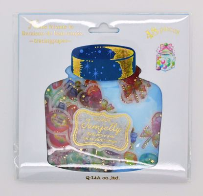 SACK275 Jam Jelly Sticker Flakes Sack - Bon Bon