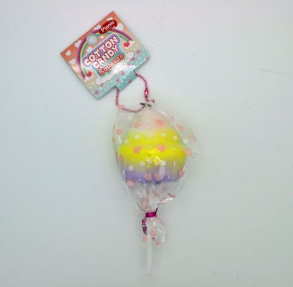 Buy Soft and Slow Rising Cotton Candy Squeeze Squishy - A