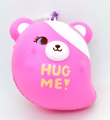 Buy NIC Super Soft and Slow Rising Scented Domiel HUG ME Halloween Mascot - Pink Ghost