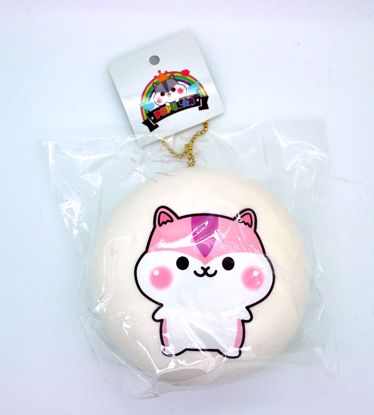 Buy Popular Super Soft and Slow Rising Jumbo Poli Bun Squishy - White F
