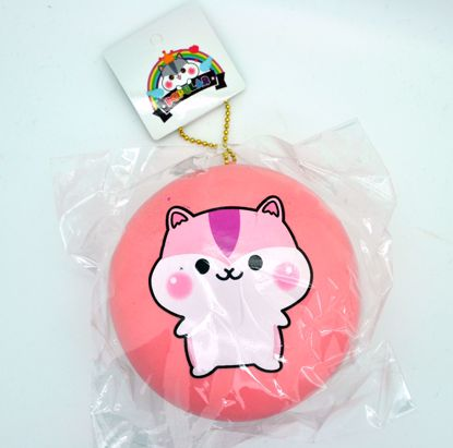 Buy Popular Super Soft and Slow Rising Jumbo Poli Bun Squishy - Pink A