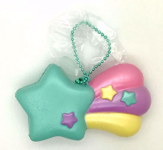 Buy iBloom Super Soft and Slow Rising Scented Aurora Twinkle Shooting Star Squishy - B