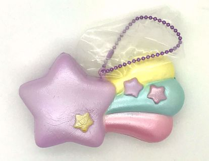 Buy iBloom Super Soft and Slow Rising Scented Aurora Twinkle Shooting Star Squishy - C