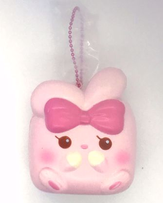 Buy iBloom Super Soft and Slow Rising Scented Angel Bunny Chigiri Squishy - Marie