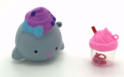 Buy Smooshy Mushy DUPLICATE Series 4 Creamy Dreamy US Import - Purple Ice Cream A *New but all seals and labels removed*