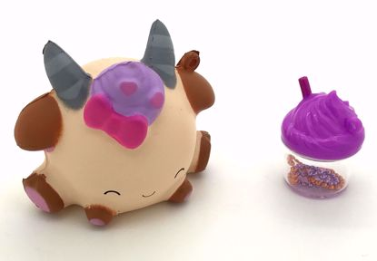 Buy Smooshy Mushy DUPLICATE Series 4 Creamy Dreamy US Import - Purple Ice Cream B *New but all seals and labels removed*