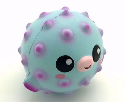 Buy Japansquish Original Super Soft and Slow Rising Blueberry Scented Fruity Fugu Squishy - Bobo