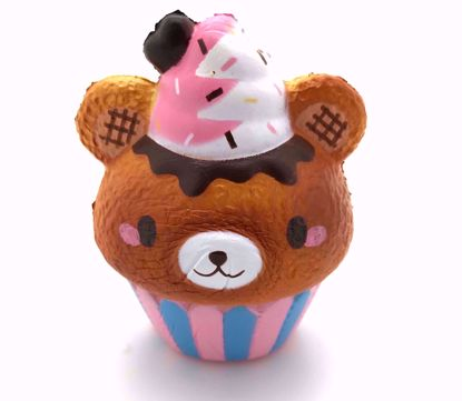 Buy Creamiicandy Super Soft and Slow Rising Super Mini Sweets Collection Squishy - Mini Yummiibear Cupcake