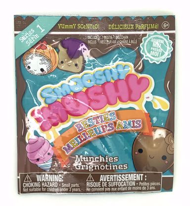 Buy Smooshy Mushy Super Cute Soft and Slow Rising Series 1 Bestie Bag - Munchies