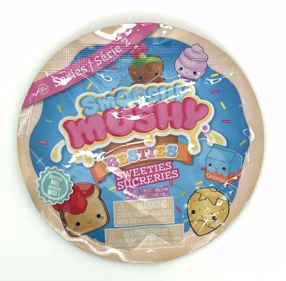Buy Smooshy Mushy Super Cute Soft and Slow Rising Series 2 Bestie Bag - Sweeties