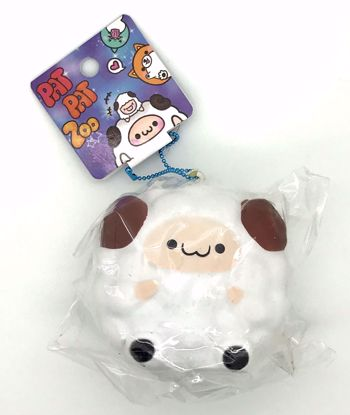 Buy Pat Pat Zoo Super Soft and Slow Rising Scented Mini Sheep Squishy - White