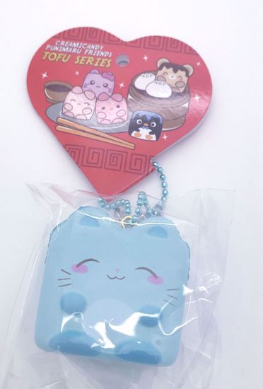 Buy Creamii Candy x Puni Maru Super Soft and Slow Rising Scented Tofu Series - Blue Kitty