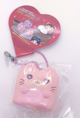 Buy Creamii Candy x Puni Maru Super Soft and Slow Rising Scented Tofu Series - Pink Kitty